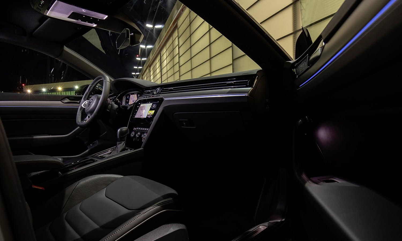 Volkswagen Arteon R-Line Edition interior