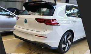 Filtración Volkswagen Golf GTI