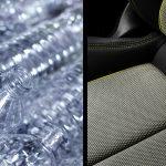 Audi A3 2020 asientos PET reciclados