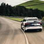 Audi A3 Sportback Prototype photo spy 2020