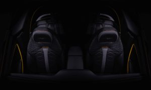 Bentley Mulliner Bacalar teaser Geneva International Auto Show 2020