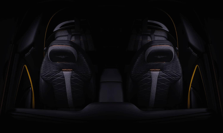 Bentley Mulliner Bacalar teaser Geneva International Auto Show 2020