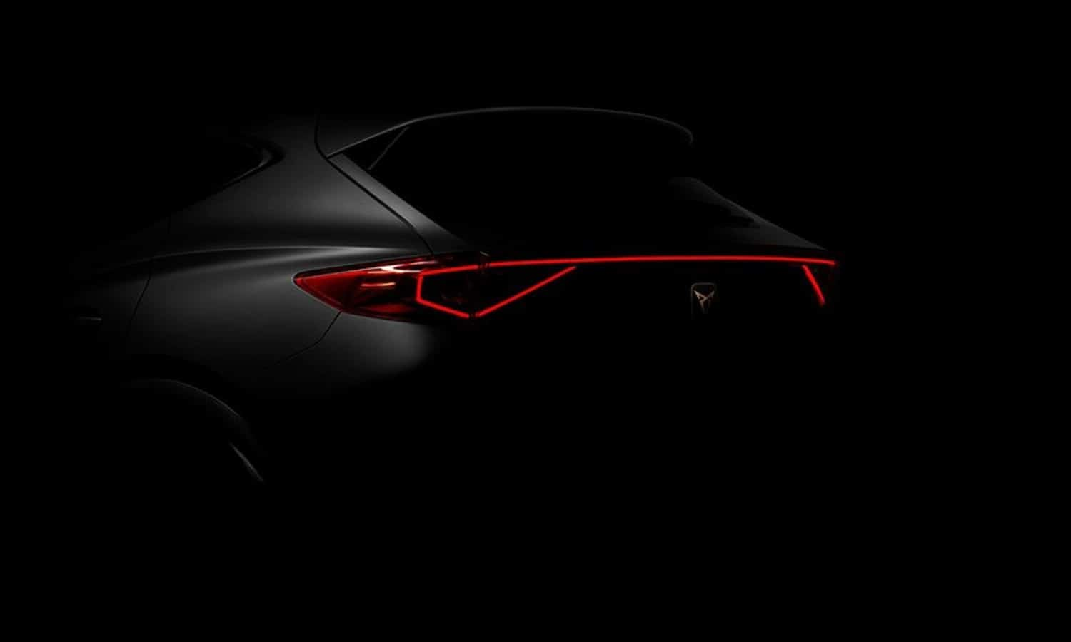 Cupra Formentor Geneva International Motor Show 2020