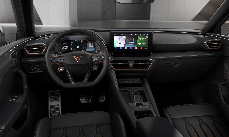 Cupra Leon hatchback PHEV