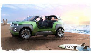 Fiat Centoventi 4x4 Concept