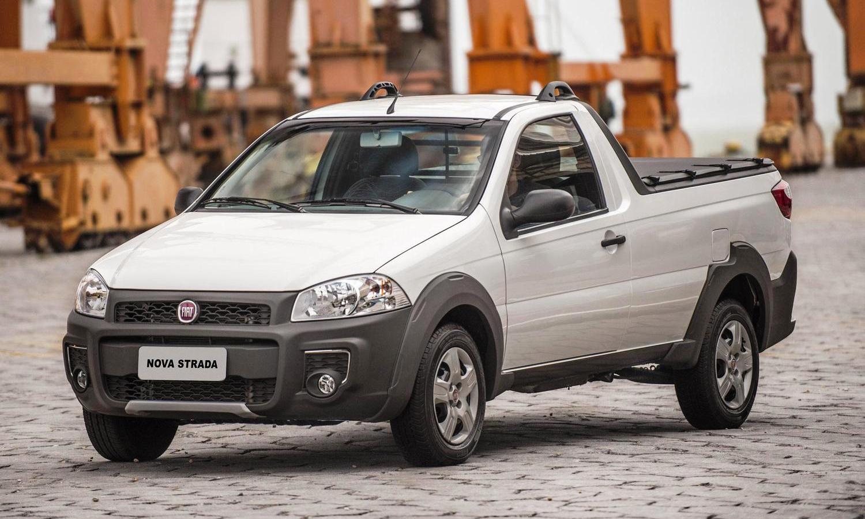 Fiat Strada Working 2019