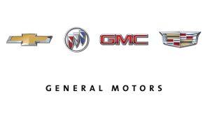General Motors brands logo