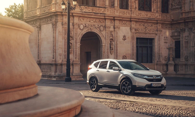 Honda CR-V Hybrid - Los diez modelos más vendidos en el mundo en 2019 son los siguientes...