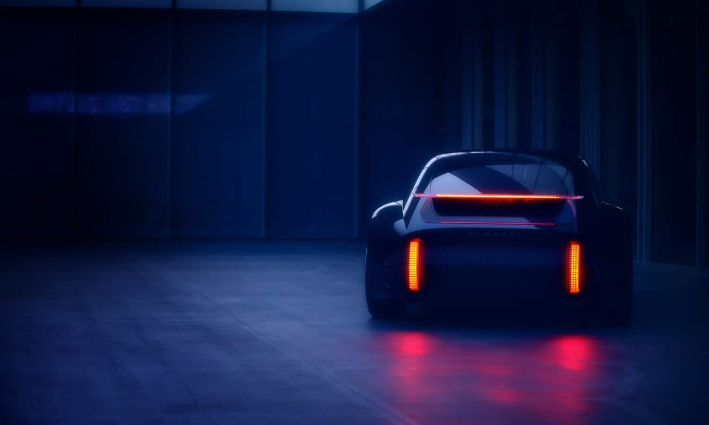 Hyundai Prophecy EV Concept at Geneva International Motor Show