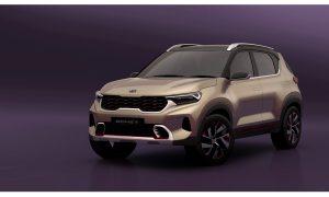 Kia Sonet Concept - New Delhi Motor Show