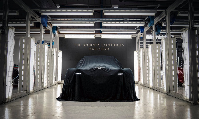 Morgan Cars new model Geneva Auto Show 2020