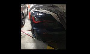 Nuevo BMW Serie 4 filtración zaga