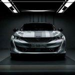 Peugeot 508 PSE Geneva Auto Show 2020 front