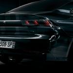 Peugeot 508 PSE Geneva Auto Show 2020 rear