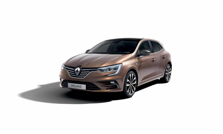 Renault Mégane perfil