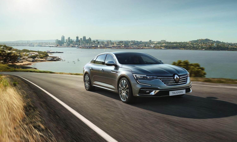 Renault Talisman Sedán 2020
