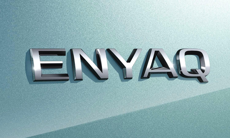 Skoda Enyaq EV SUV
