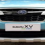 Detalle frontal Subaru XV ecoHYBRID