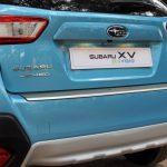 Subaru XV ecoHYBRID detalle zaga