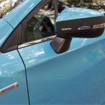Subaru XV e-Bóxer - logo retrovisor