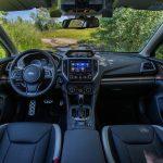 Subaru XV ecoHYBRID interior