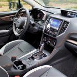 Subaru XV ecoHYBRID interior lado derecho