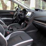 Subaru XV asiento copiloto