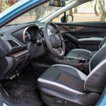 Subaru XV asiento conductor