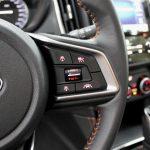 Detalle volante Subaru XV