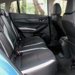 Subaru XV ecoHYBRID habitabilidad trasera