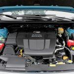 Motor Subaru XV ecoHYBRID