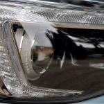Subaru XV detalle faro delantero