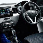 Suzuki Ignis 2020 inside