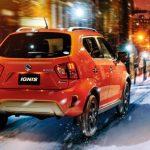 Suzuki Ignis 2020 rear