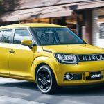 Suzuki Ignis 2020 side
