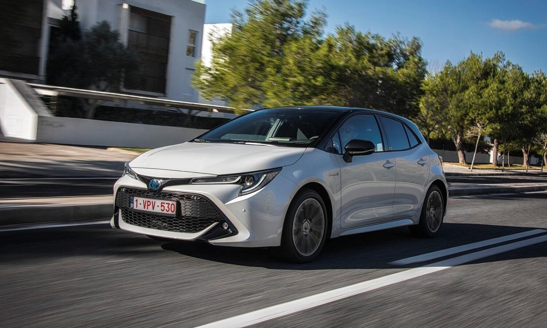 Toyota Corolla hatchback - Los diez modelos más vendidos en el mundo en 2019 son los siguientes...