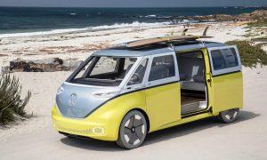 Volkswagen I.D. Buzz front