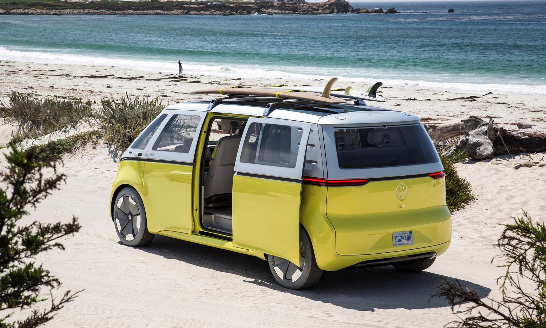 Volkswagen I.D. Buzz rear