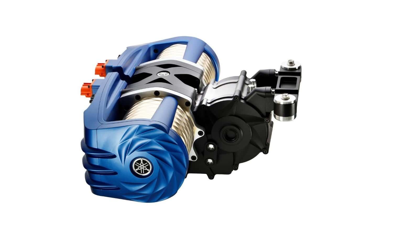 Yamaha motor síncrono de imán permanente interior (IPMSM)