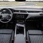 Interior del Audi e-tron S 503 CV