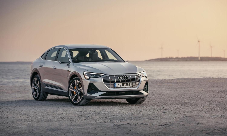 Audi e-tron Sportback precios