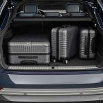 Audi e-tron Sportback maletero trasero