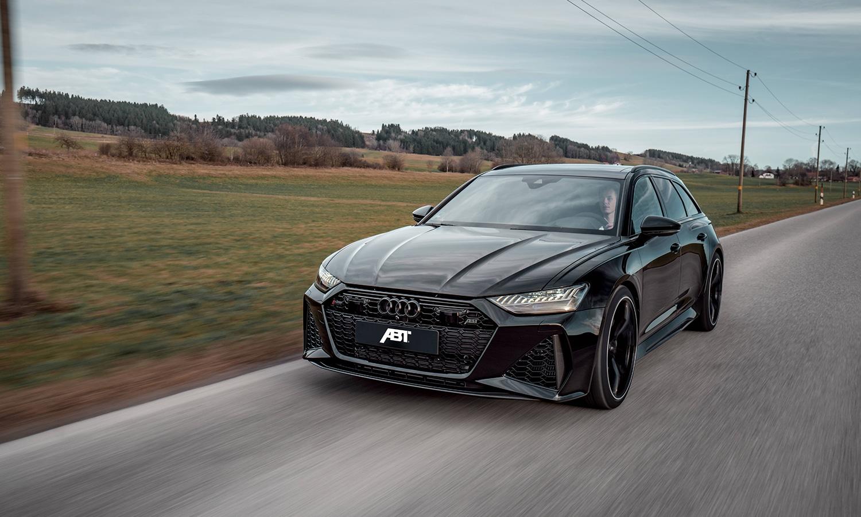 ABT Audi RS 6 Avant 700 CV