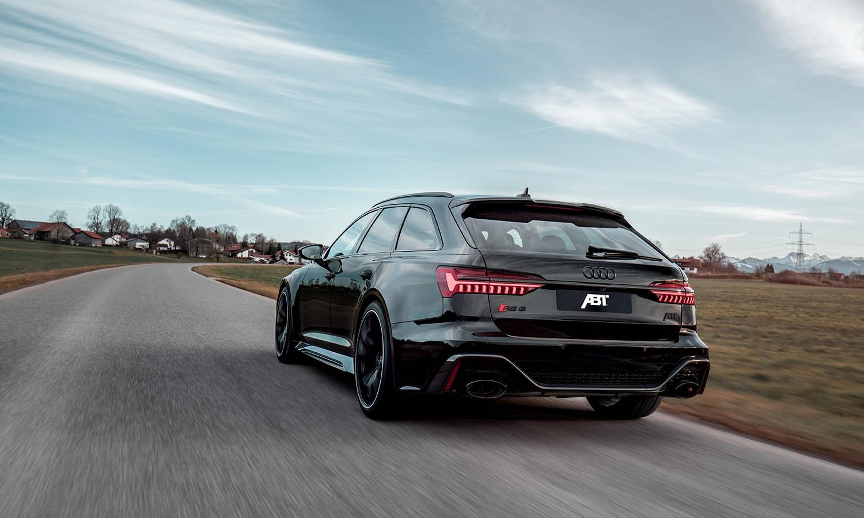 ABT Audi RS 6 Avant 700 CV parte trasera