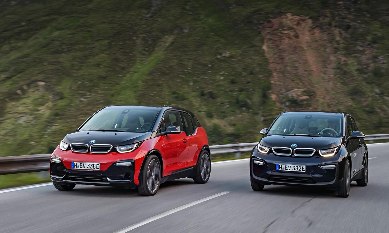 BMW i3 y BMW i3s eléctrico automático