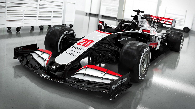 Haas VF20