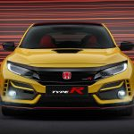 Honda Civic Type R Limited Edition frontal