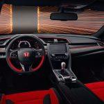 Honda Civic Type R Limited Edition interior