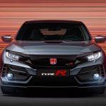 Honda Civic Type R frontal