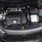 Mercedes-AMG GLA 45 S motor 2.0 turbo de 421 CV